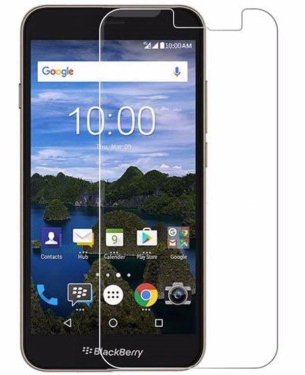 2-Pack BlackBerry Aurora Härdat Glas Skärmskydd 0,3mm