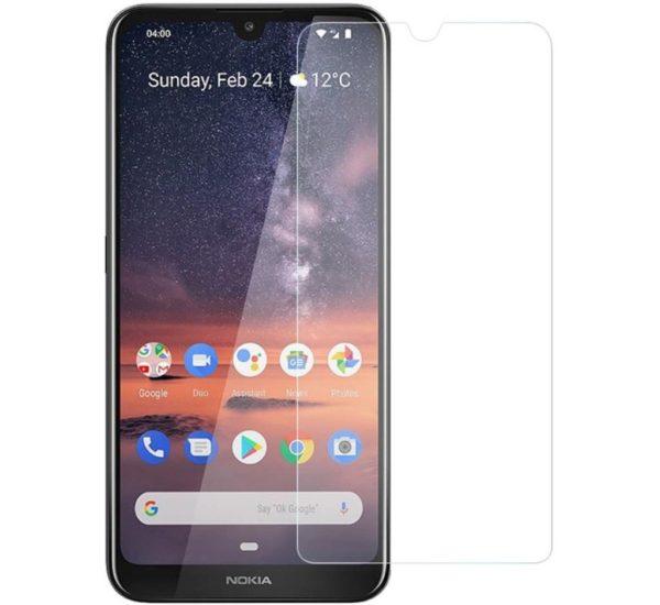 2-Pack Nokia 3.2 Härdat Glas Skärmskydd 0,3mm