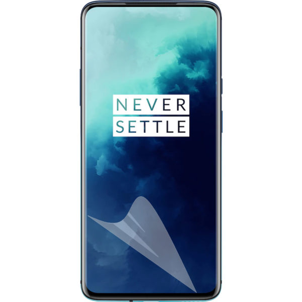 2-Pack OnePlus 7T Pro Skärmskydd - Ultra Thin