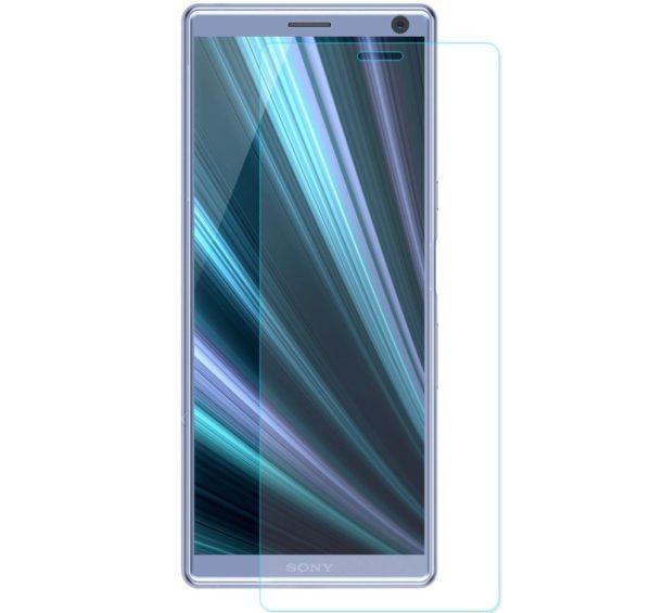 Sony Xperia 10 Plus Härdat Glas Skärmskydd 0,3mm