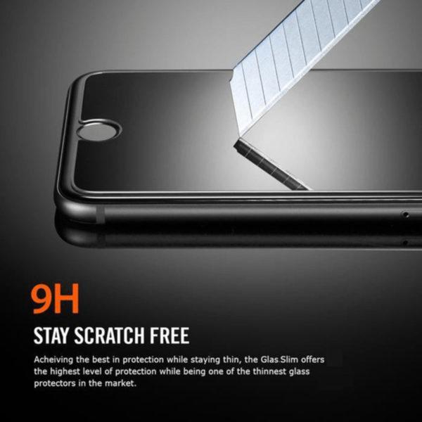 2-Pack Xiaomi Redmi 7A Härdat Glas Skärmskydd 0,3mm