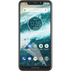 3-Pack Motorola One Skärmskydd - Ultra Thin