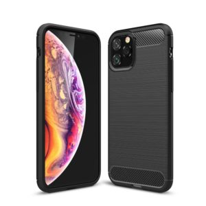 iPhone 11 Pro Max Anti Shock Carbon Stöttålig Skal