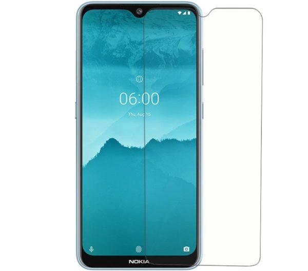 2-Pack Nokia 7.2 Härdat Glas Skärmskydd 0,3mm