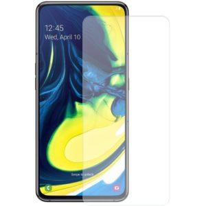 2-Pack Samsung Galaxy A80 Härdat Glas Skärmskydd 0,3mm