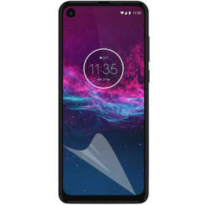2-Pack Motorola One Action Skärmskydd - Ultra Thin