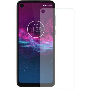 2-Pack Motorola One Action Härdat Glas Skärmskydd 0,3mm
