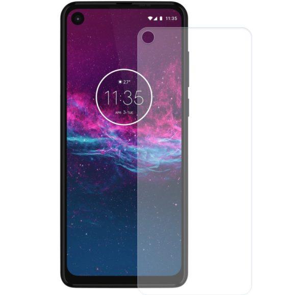Motorola One Action Härdat Glas Skärmskydd 0,3mm