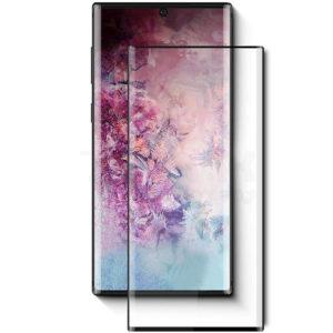 Samsung Galaxy Note 10 Heltäckande 3D Härdat Glas Skärmskydd