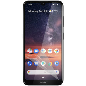 2-Pack Nokia 3.2 Skärmskydd - Ultra Thin