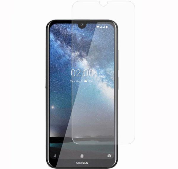 Nokia 2.2 Härdat Glas Skärmskydd 0,3mm