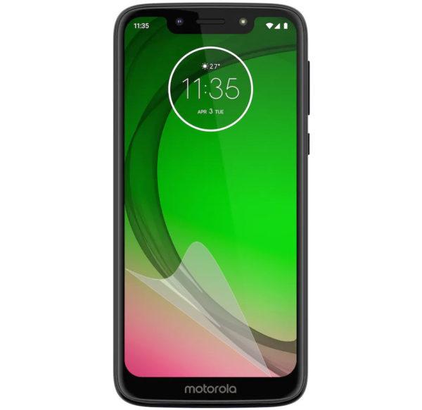 Motorola Moto G7 Play Skärmskydd - Ultra Thin