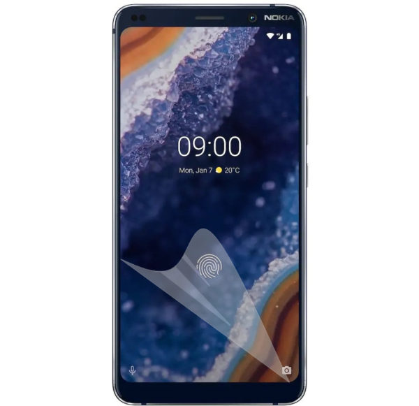 3-Pack Nokia 9 PureView Skärmskydd - Ultra Thin