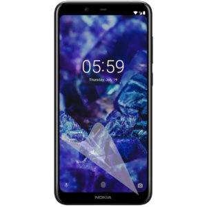 3-Pack Nokia 5.1 Plus Skärmskydd - Ultra Thin