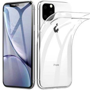 iPhone 11 Pro Genomskinligt Mjukt TPU Skal