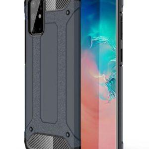 Samsung Galaxy S20 Plus Armor Stöttålig Skal - Marinblå