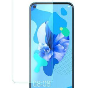 2-Pack Huawei Nova 5T Härdat Glas Skärmskydd 0,3mm