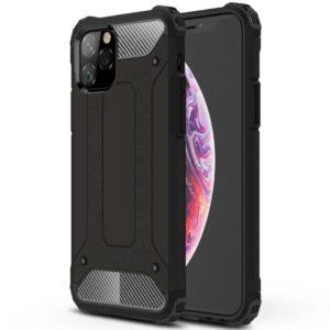 iPhone 11 Pro Armor Case Stöttålig Skal - Svart
