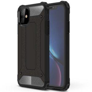 iPhone 11 Armor Case Stöttålig Skal - Svart