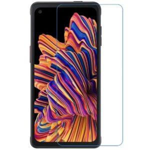 2-Pack Samsung Galaxy Xcover Pro Härdat Glas Skärmskydd 0,3mm