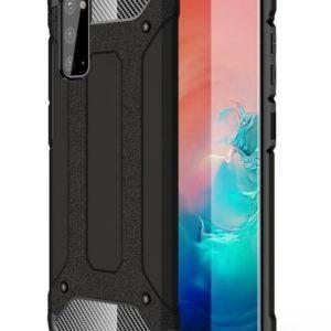 Samsung Galaxy S20 Armor Stöttålig Skal - Svart