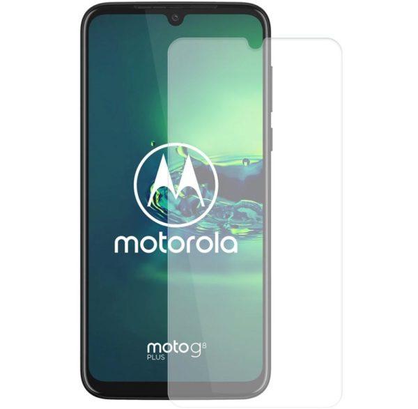 2-Pack Motorola Moto G8 Plus Härdat Glas Skärmskydd 0,3mm