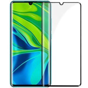 Xiaomi Mi Note 10 Heltäckande 3D Härdat Glas Skärmskydd 0,2mm
