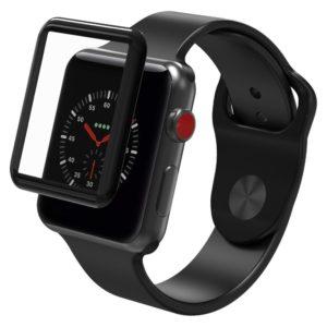 Apple Watch 38mm Heltäckande 3D Härdat Glas Skärmskydd 0,3mm