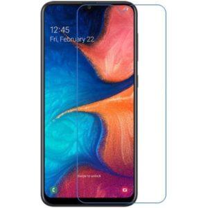 Samsung Galaxy A20s Härdat Glas Skärmskydd 0,3mm