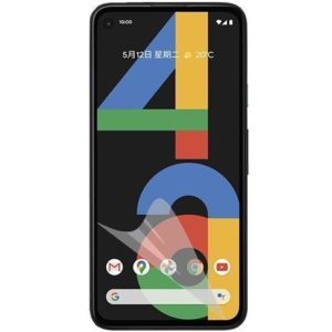 3-Pack Google Pixel 4a Skärmskydd - Ultra Thin