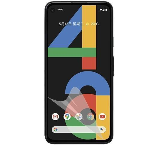 3-Pack Google Pixel 4a Skärmskydd - Ultra Thin