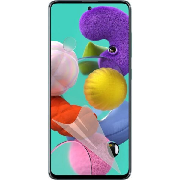 2-Pack Samsung Galaxy A51 Skärmskydd - Ultra Thin
