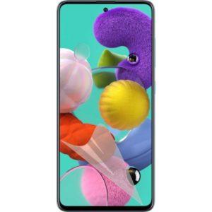 3-Pack Samsung Galaxy A51 Skärmskydd - Ultra Thin