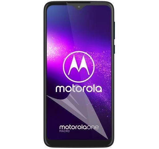 Motorola One Macro Skärmskydd - Ultra Thin