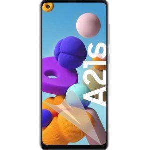 3-Pack Samsung Galaxy A21s Skärmskydd - Ultra Thin