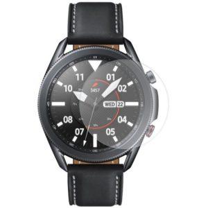 2-Pack Samsung Galaxy Watch 3 45mm Härdat Glas Skärmskydd