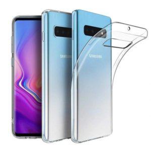 Samsung Galaxy S10e Genomskinligt Mjukt TPU Skal