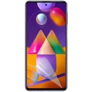3-Pack Samsung Galaxy M31s Skärmskydd - Ultra Thin
