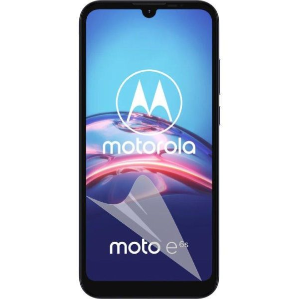 2-Pack Motorola Moto E6s Skärmskydd - Ultra Thin