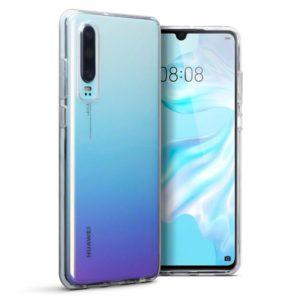 Huawei P30 Pro Transparent Mjuk TPU Skal