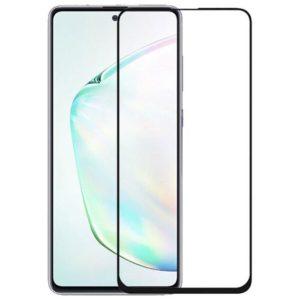 Samsung Galaxy Note 10 Lite Heltäckande 3D Härdat Skärmskydd