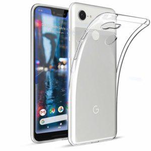 Google Pixel 3a Transparent Mjuk TPU Skal