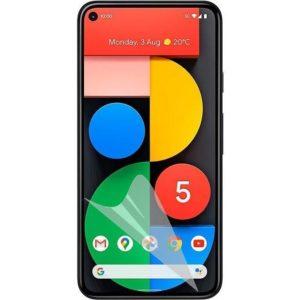 3-Pack Google Pixel 5 Skärmskydd - Ultra Thin