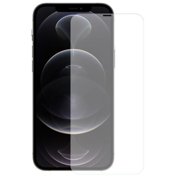 2-Pack iPhone 12 Pro Max Härdat Glas Skärmskydd 0,3mm