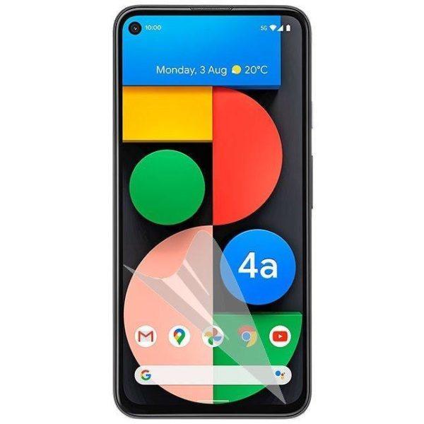 3-Pack Google Pixel 4a 5G Skärmskydd - Ultra Thin