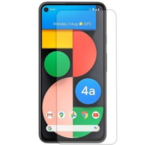 2-Pack Google Pixel 4a 5G Härdat Glas Skärmskydd 0,3mm