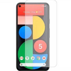 Google Pixel 5 Härdat Glas Skärmskydd 0,3mm