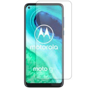 2-Pack Motorola Moto G8 Härdat Glas Skärmskydd 0,3mm