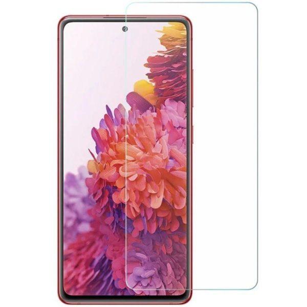 2-Pack Samsung Galaxy S20 FE Härdat Glas Skärmskydd 0,3mm