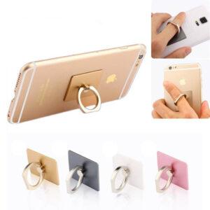 Guld iRing Smart Mobilhållare för alla mobiler & plattor - Snabb Leverans!